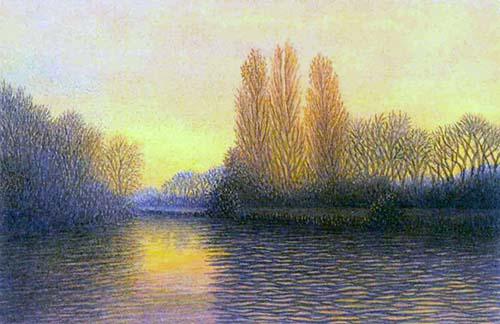 The Thames Path at Kingston